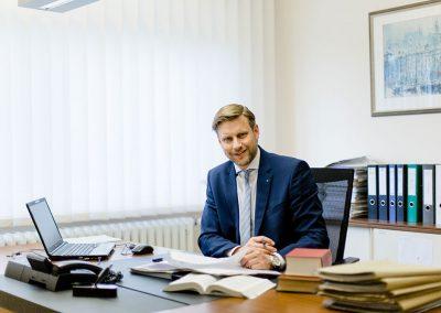 Dr. Gernot Lehner - Anwalt für Baurecht in Oberösterreich