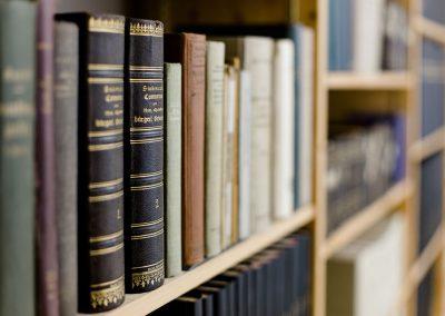 Gernot Lehner Anwalt Justiz Bücherrei